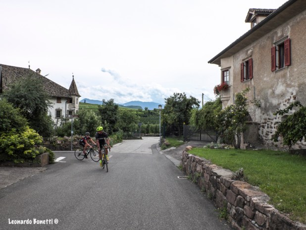 I masi del Trentino Alto Adige. Masi sulla antica via romana Claudia Augusta