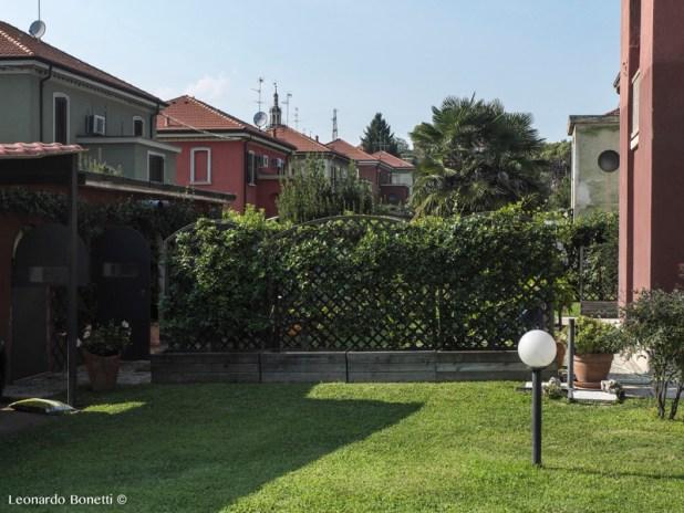 Moduli abitativi nel villaggio operaio di Crespi d'Adda
