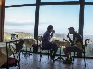 Tappa 1. Hotel Tortorina - Urbino.