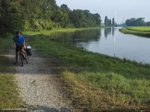 350 km in bici sul fiume Adda (e non solo)