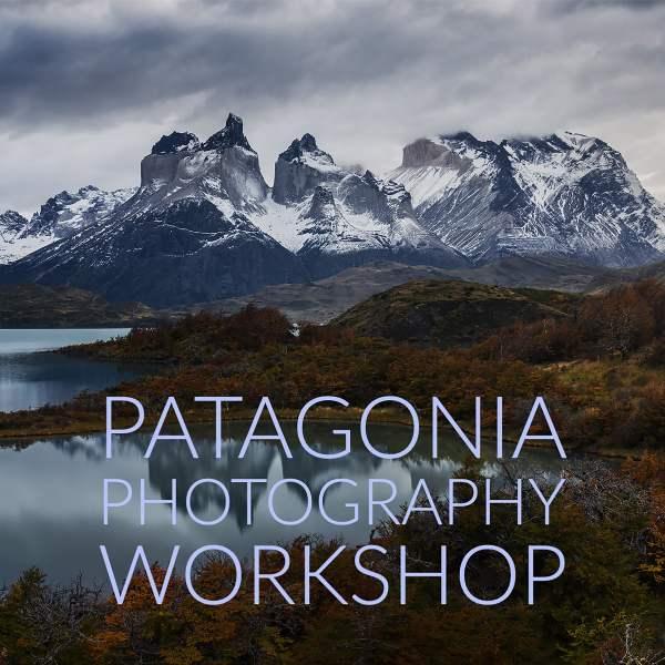 patagonia photography workshop