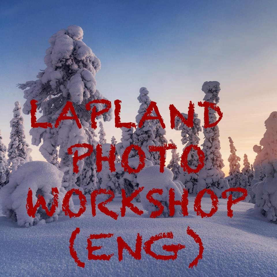 Lapland Photo Workshop (ENG Version)