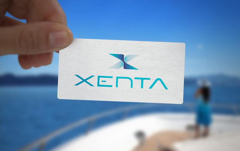 Leonardo Spina - Logo Xenta