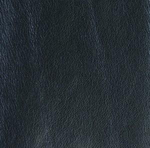 Black Goatskin-Embossed Cowhide (Goat Cow)