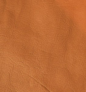 British Tan River Grain goatskin for aour leather-lined style