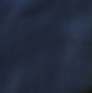 Navy soft-tanned goatskin