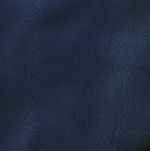 Navy soft-tanned goatskin