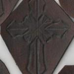 Tooled cross 5