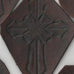 Tooled cross 5