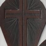 Tooled cross 9