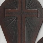 Tooled cross 9