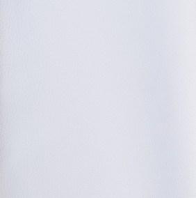 White Pebble Grain Cowhide