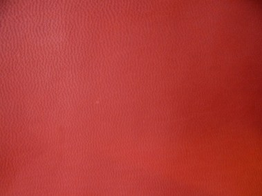 Red Natural Goatskin