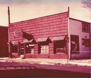 Leonard's Store Building -- Lafayette, Indiana