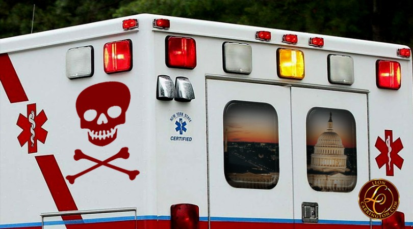 Man Dies After Ambulance Goes to Wrong Location