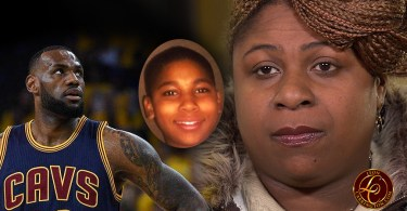 NBA Star LeBron James under fire for lack of comment on Cleveland Boy, Tamir Rice's Death