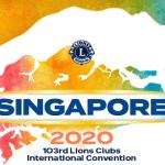Convención Internacional Singapore 2020