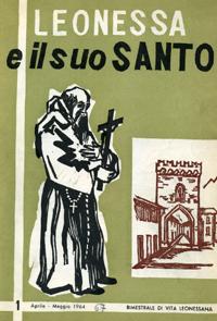 Copertina numero 1: aprile - maggio 1964