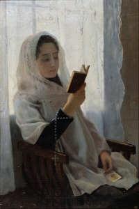 Joan Llimona - Reading WMC