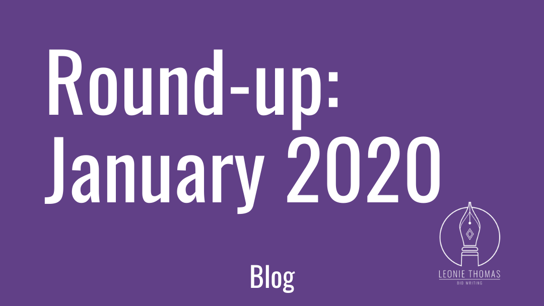 Round up: January 2020