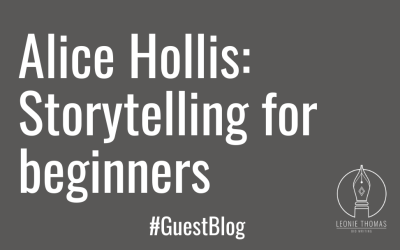 Guest blog: Alice Hollis – Storytelling for beginners