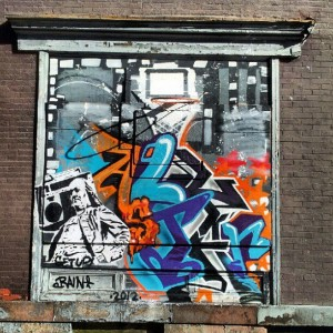 Windows Of Soul Collaboration- Leon Rainbow x Get Up Art