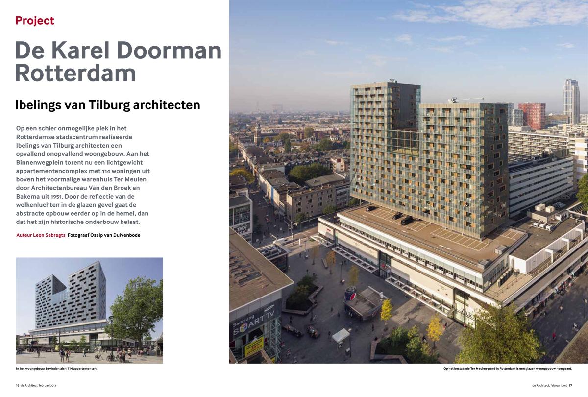 de Architect_Karel Doorman1
