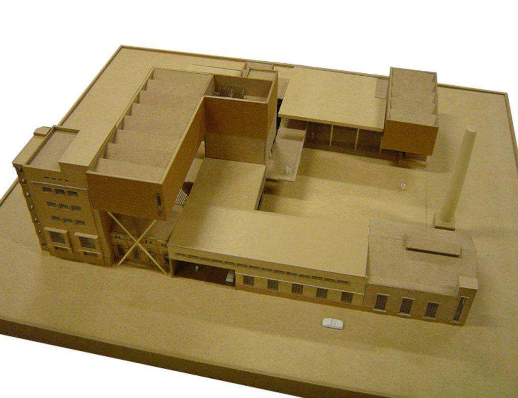 maquette Brouwhuis