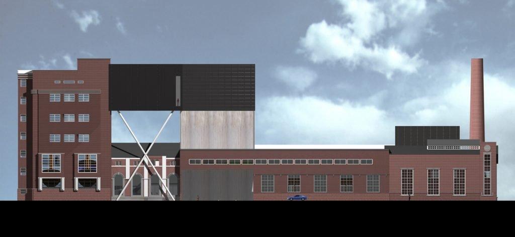 Brouwhuis ontwerp