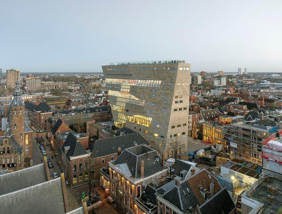 Forum Groningen_NL Architects_foto Marcel van der Burg