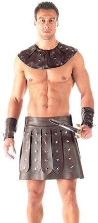 Gladiator men's costume