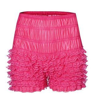 Pink Ruffle Knickers Pettipants