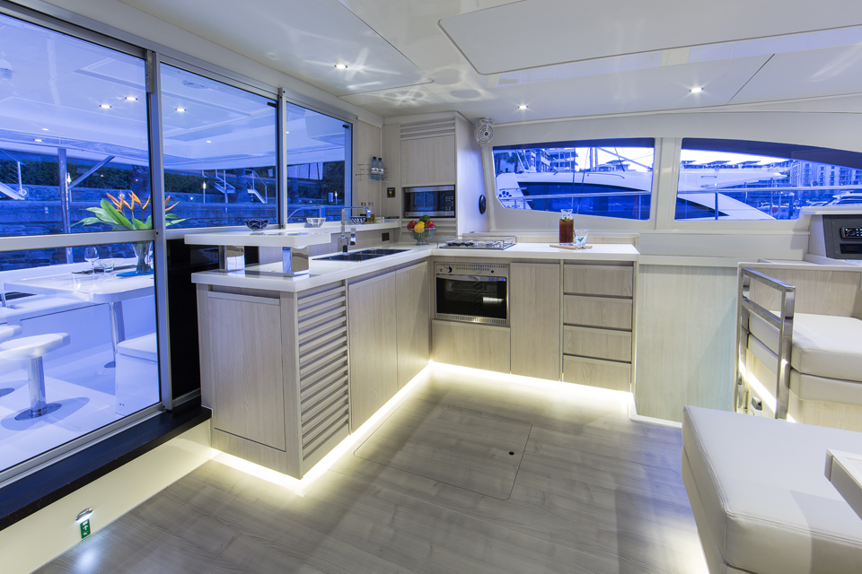 Leopard 51 PC Leopard Catamarans UK