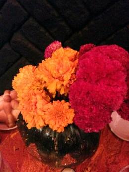 Flores de Campesúchil.