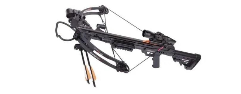 CenterPoint AXCS185BK Sniper 370 Crossbow