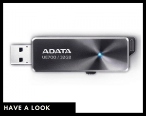ADATA Dashdrive Elite UE700 - best usb drive