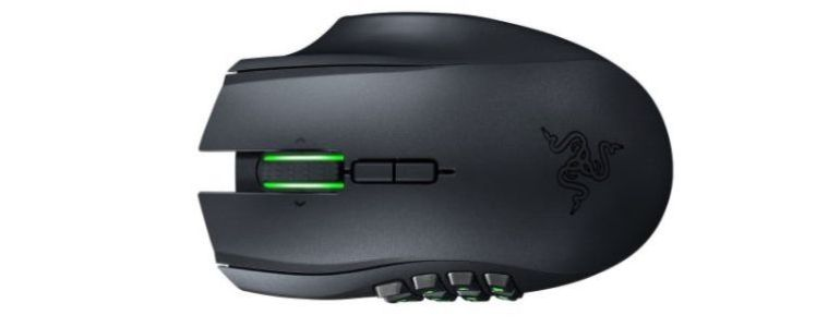 Razer Naga Epic Chroma MMO Gaming Mouse