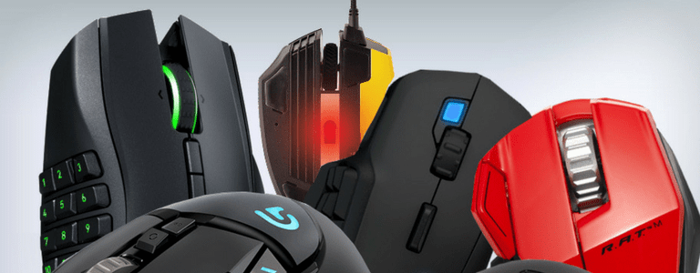 Best Gaming Mouse 2019 | Top 10 Best Gaming Mice Reviewed