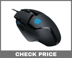 Best Budget gaming mouse - Logitech G402 Hyperion Fury FPS