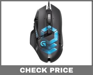 Best budget gaming mouse - Logitech G502 Proteus Core Gaming Mouse