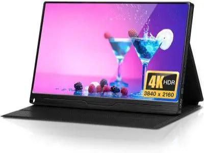 Eyoyo Portable Computer Monitor 4K Gaming Monitor