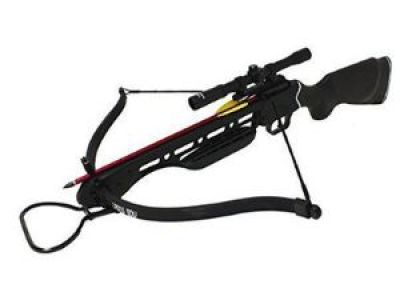 Manticore SAS Crossbow review