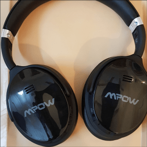 mpow h5 over-ear bluetooth headpones