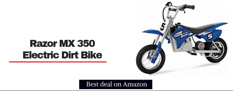 Razor mx 350 electric dirt bikes for kids