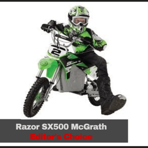 razor sx500 best electric dirt bikes for kids