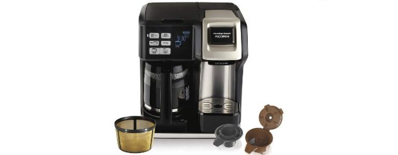 Hamilton Beach 49950C FlexBrew Coffee Maker