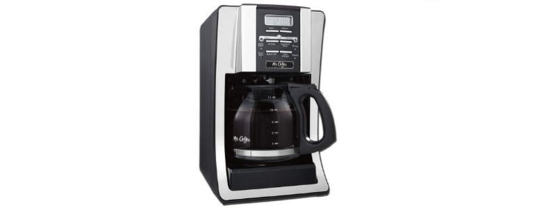 Mr. Coffee BVMC-SJX33GT-AM 12-Cup Programmable Coffee Make