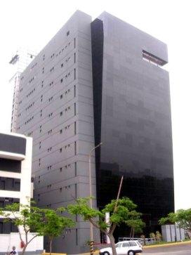 Universidad de Lima | Fachada posterior