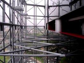 Universidad de Lima | Estructura de fachada