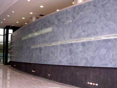 Universidad de Lima | Detalle vestíbulo